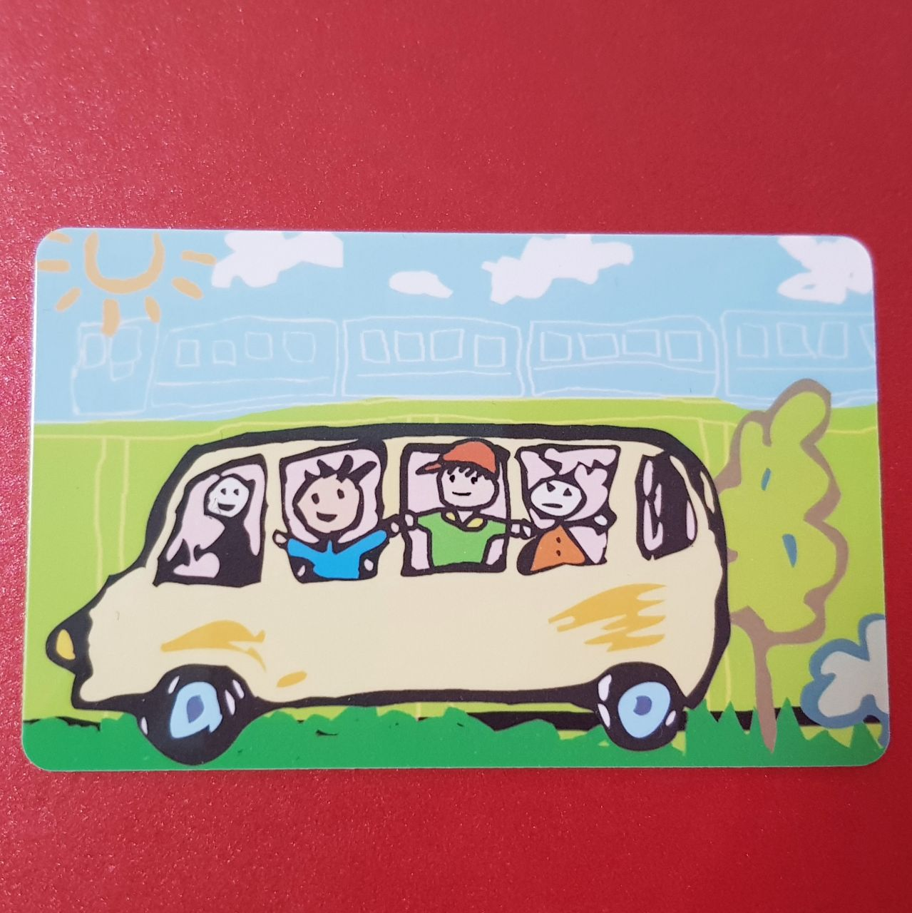 Child Concession Card